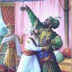 शिवाजी द्वारा अफ़जल ख़ान का वध