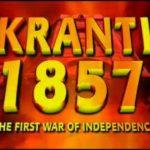 1857 Kranti 104 Episodes