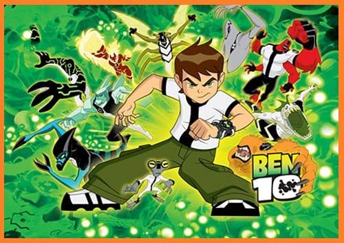 Ben 10 Episodes in Hindi