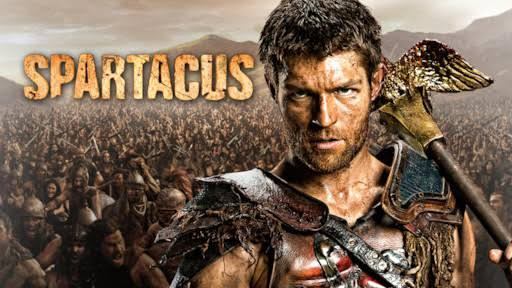Spartacus Tv Series in Hindi Dubbed