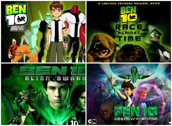 Ben 10 Movie in Hindi