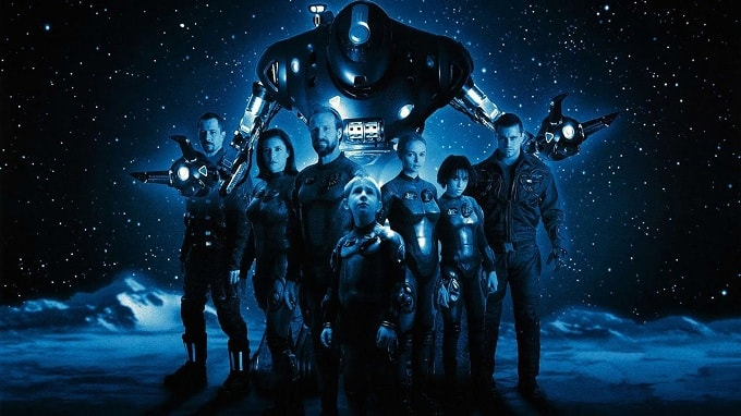 Lost in Space 2018 Full Movie in Hindi Download