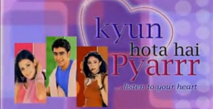 Kyun Hota Hai Pyar All Episodes