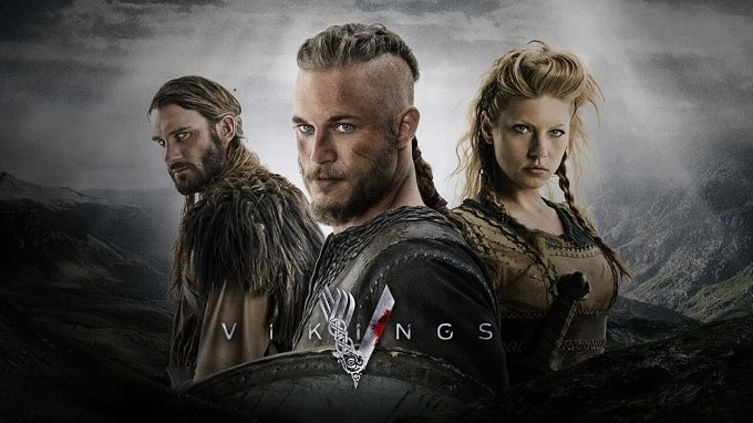Vikings Season 1 Hindi Dubbed